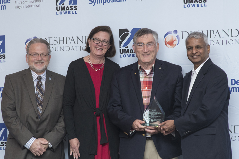 Outstanding Contributions to Advancing Innovation and Entrepreneurship in Higher Education