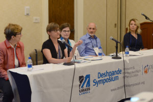 Deshpande Symposium agenda hosts speaker panels