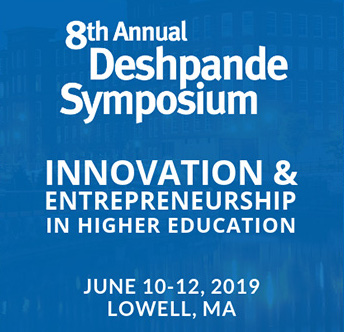 The 8th Annual Deshpande Symposium is June 10-12 2019 in Lowell Massachusetts.