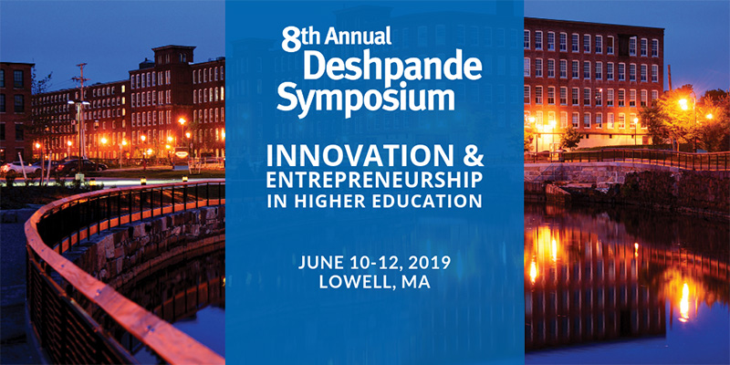 Deshpande Symposium on Innovation & Entrepreneurship in Higher Ed